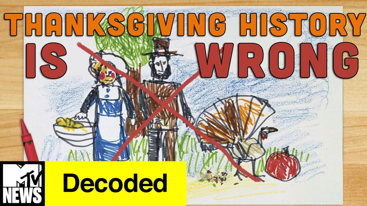 the truth aboutthanksgiving The antidote to feel-good history is not feel-bad history but honest and inclusive history james loewen, lies my teacher told me, 92 it's becoming increasingly difficult for americans to.