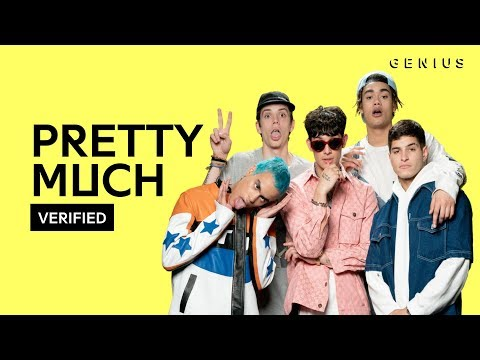 "PRETTYMUCH ""Phases"" Official Lyrics & Meaning 
