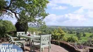 Stunning views - Llandeilo Holiday Cottage | Y Dderwen Ty Coch