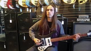 Rickenbacker 4003S Demo