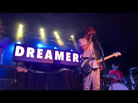 Dreamers - Die Happy (Live at Brighton Music Hall 2-21-19)