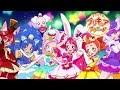 【キラキラ☆プリキュアアラモード】後期エンディング 「シュビドゥビ☆スイーツタイム」 (歌:宮本佳那子)