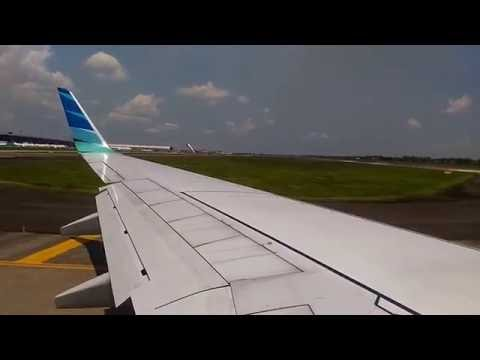 Garuda Indonesia Jakarta - Medan Departure | GA186 | Terminal 3 CGK