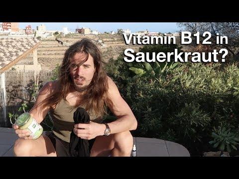 Ausreichend versorgt mit Vitamin B12 dank Sauerkraut und Spirulina? Mein Methylmalonsäure Test!