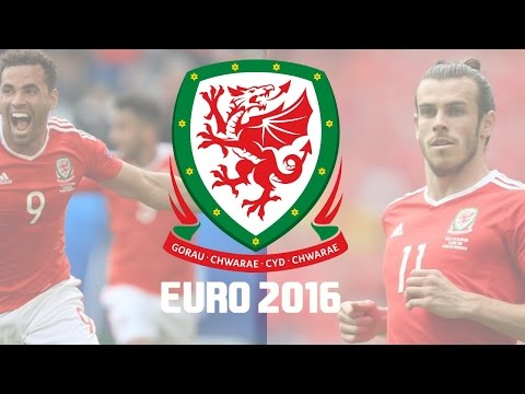WALES || EURO 2016 || BEST MOMENTS!