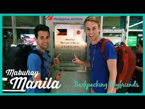 Traveling to Manila! (Philippines Travel)