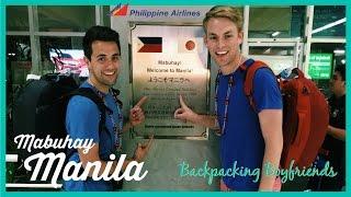 Traveling to Manila! (Philippines Travel)
