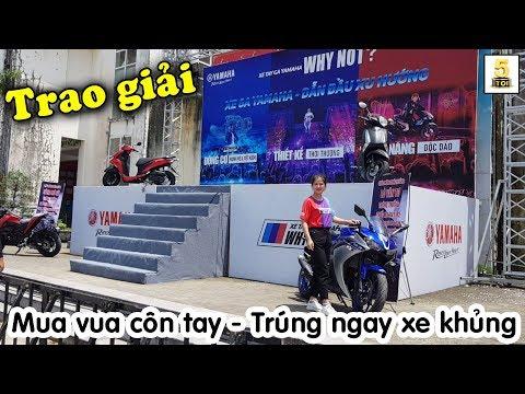 YAMAHA TRAO THƯỞNG ▶️ Xe TFX 150 & YZF-R3 cho khách hàng mua Exciter 🔴 TOP 5 ĐAM MÊ