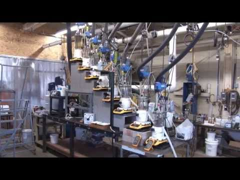 2nd Phase of Mini-Pilot Plant for the Ashram Rare Earth Deposit (July 2015)