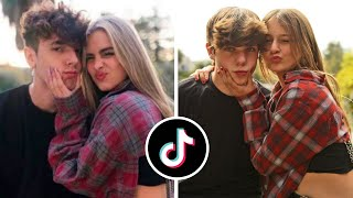 Download Recreating Famous TIKTOK COUPLES Photos With My CRUSH ** CUTE CHALLENGE** ❤️📷   Sophie Fergi
