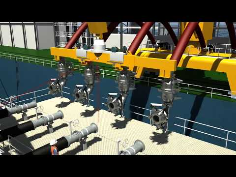 IMPaC-Sideways Offshore Transfer of LNG and LPG-SOTLL_Animation HD
