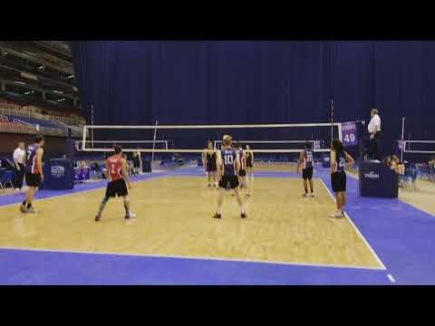 Geneva College Men's Volleyball Club vs U. Of Illinois Chicago G2/2