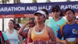 4 - 3 - 2 - Run!   The OC Marathon