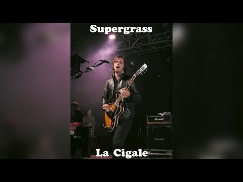 Supergrass at La Cigale 2005 (Full Concert) [Audio Only]