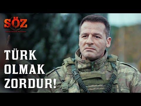 Söz | 65.Bölüm - Türk Olmak Zordur!
