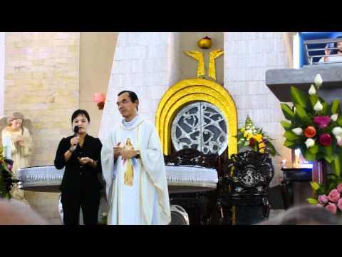 Chứng nhân Lòng Thương Xót của Chúa trưa 18.8.2011- NT Chí Hòa ( P1)
