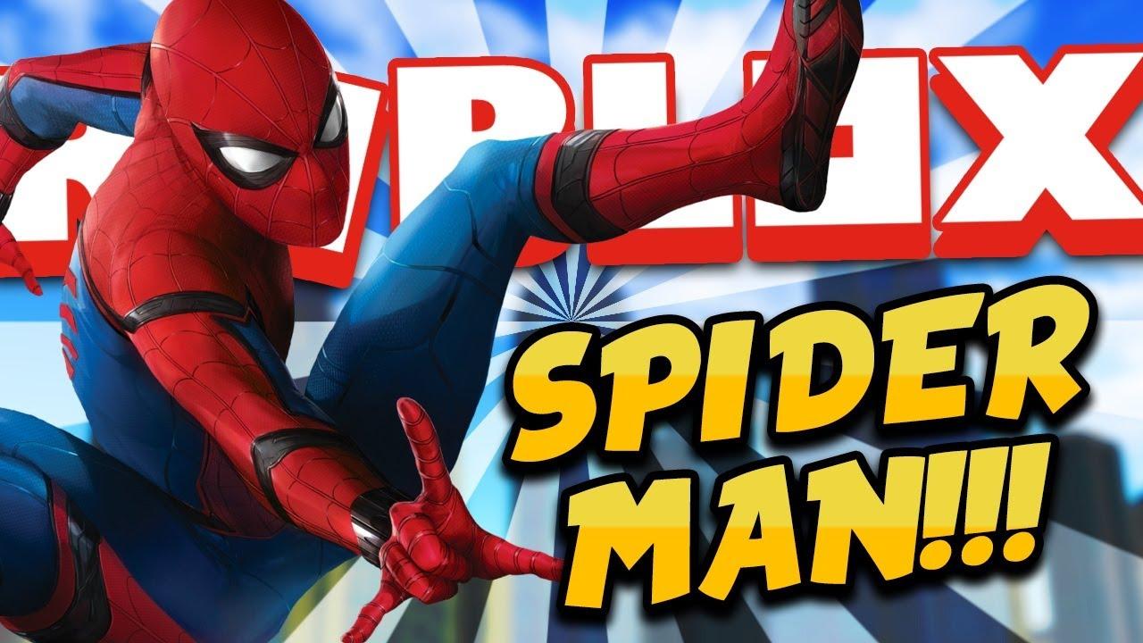 Roblox Spider Man Homecoming Shirt - Spider Man Homecoming In Roblox Roblox Amazing Spider Man