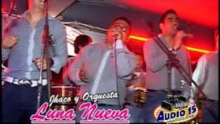 PRODUCCIONES AUDIO 15 - Jhaco y Orquesta LUNA NUEVA - EVIDENCIAS (DOM19/07/15-Disc.TAXI)