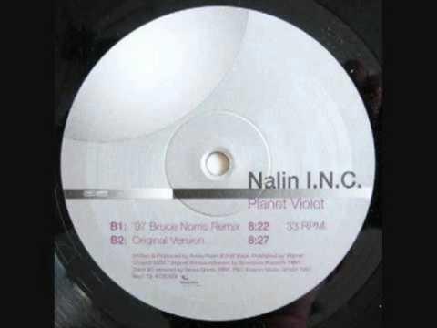 Nalin I.N.C. - Planet Violet (Bruce Norris Mix)