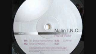 Nalin I.N.C. - Planet Violet (Bruce Norris Mix)