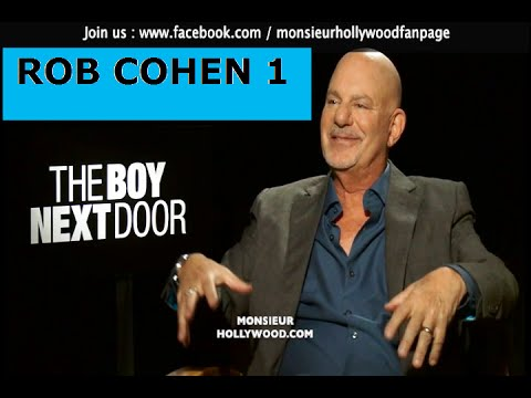 Rob Cohen, exclusive interview by Monsieur Hollywood, Part 1