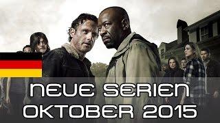 Neue Serien Oktober 2015: The Walking Dead, Heroes Reborn, Weinberg, uvm. | Serienplaner Deutschland
