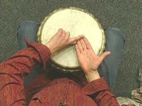 How to Play the Djembe : Jim Donovan