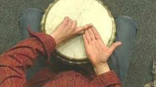 How to Play the Djembe : Jim Donovan's Rhythmic Foundation(Get over 300 beginner friendly, step-by-step World Drumming Lessons for $19 per month. Plus free streaming access to the full Rhythmic Foundation DVD., 2007-12-27T19:11:49.000Z)