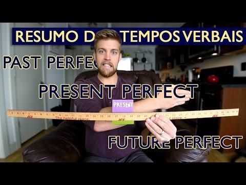 PAST/PRESENT/FUTURE PERFECT: um resumo dos tempos verbais | Dica #54