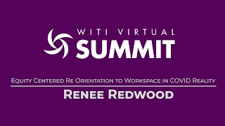 Equity Centered Re Orientation to Workspace in COVID Reality
