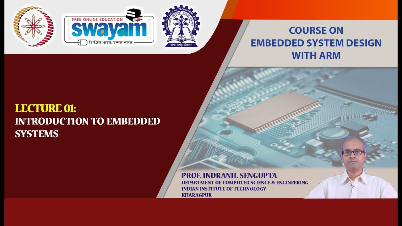 Nptel Computer Science And Engineering Noc Embedded System Design With Arm