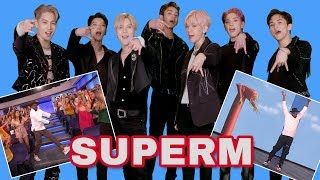 Gambar cover SuperM Recreates Ellen's Favorite tWitch Dance Moves