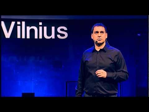 Raising savvy cyber kids | Ben Halpert | TEDxKids@Vilnius
