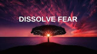 Dissolve Fear ➤ Delta Sleep Waves  396 Hz | Sleep Music ⚛ Peaceful Relaxing Solfeggio  Meditation