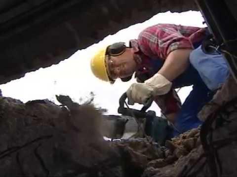 Самое долговечное зубило по бетону