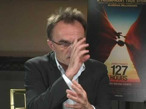 Danny Boyle Interview for 127 HOURS
