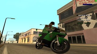 """SA:MP Advance RP White - """"Покупка мотоцикла"""""""