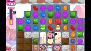 Candy Crush Saga Level 1493 (No booster, 3 Stars)