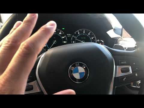 BMW X3 - How to open the gas cap