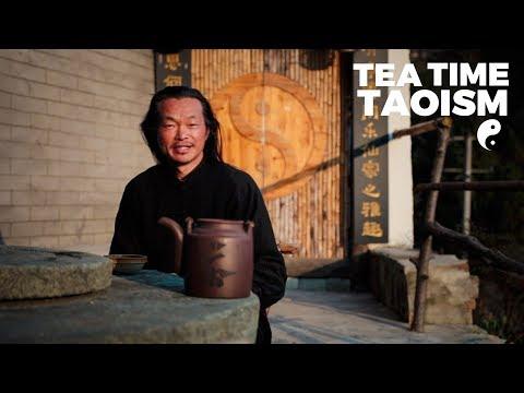 Taoist Master shares 4 Tips to Help You Find Balance - Yin Yang | Tea Time Taoism