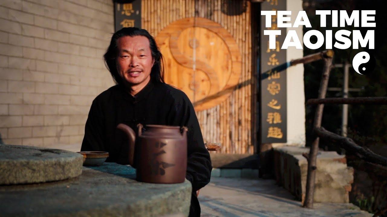 Taoist Master shares 4 Tips to Help You Find Balance - Yin Yang   Tea Time Taoism