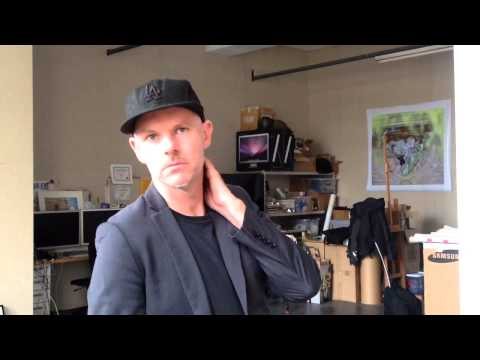 Interview with Shaun Gladwell, artist, London, 1 October 2014