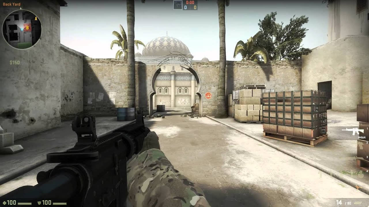 how to change viewmodel csgo