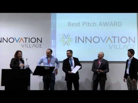 SEMICON Europa 2015 - Innovation Village - Best Pitch Award