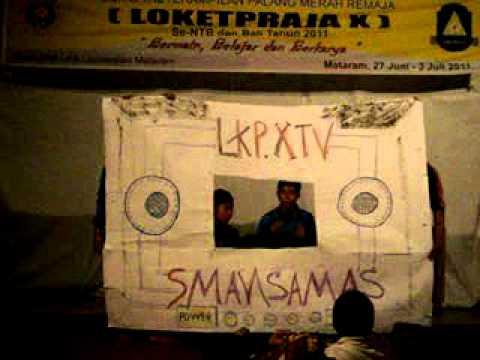 PENSI PMR SMANSAMAS @ Loket Praja