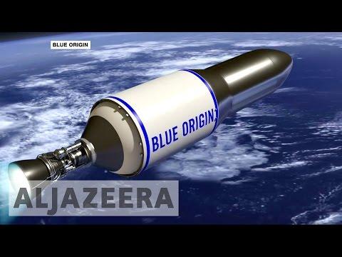 Amazon Chief Jeff Bezos To Fund Space Tourism