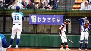 女子プロ野球兵庫デイオーネに.所属する古谷恵菜投手です。177cmの長...