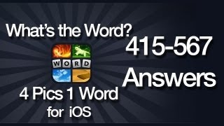 Whats Word Pics Word Answers Ios