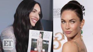 Megan Fox Reveals Why The 2009 Golden Globe Awards Made Her Quit Drinking