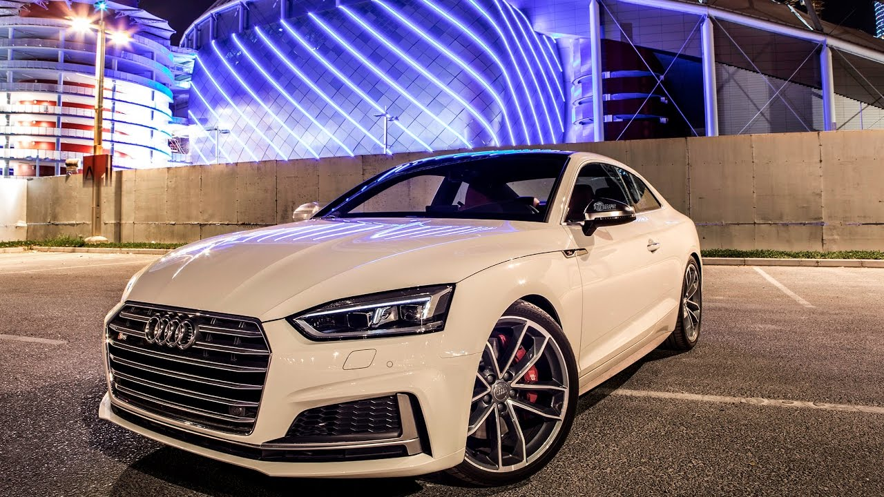 new audi 2018.  2018 2018 new audi s5 coup 354hp v6 turbo in great locations  revs  launches exterior interior etc to audi